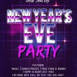 Copy of Copy of Happy New Year Party Flyer - Made with PosterMyWall (7)
