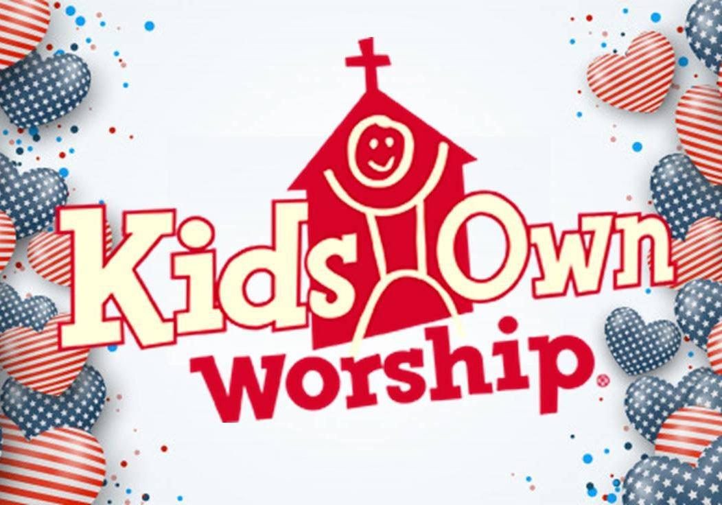 Kids Own Worship (July)